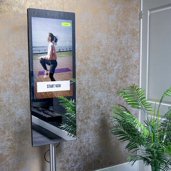 FITTAR Smart Mirror Compact